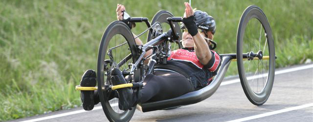 Paracyclists welcome at time trials